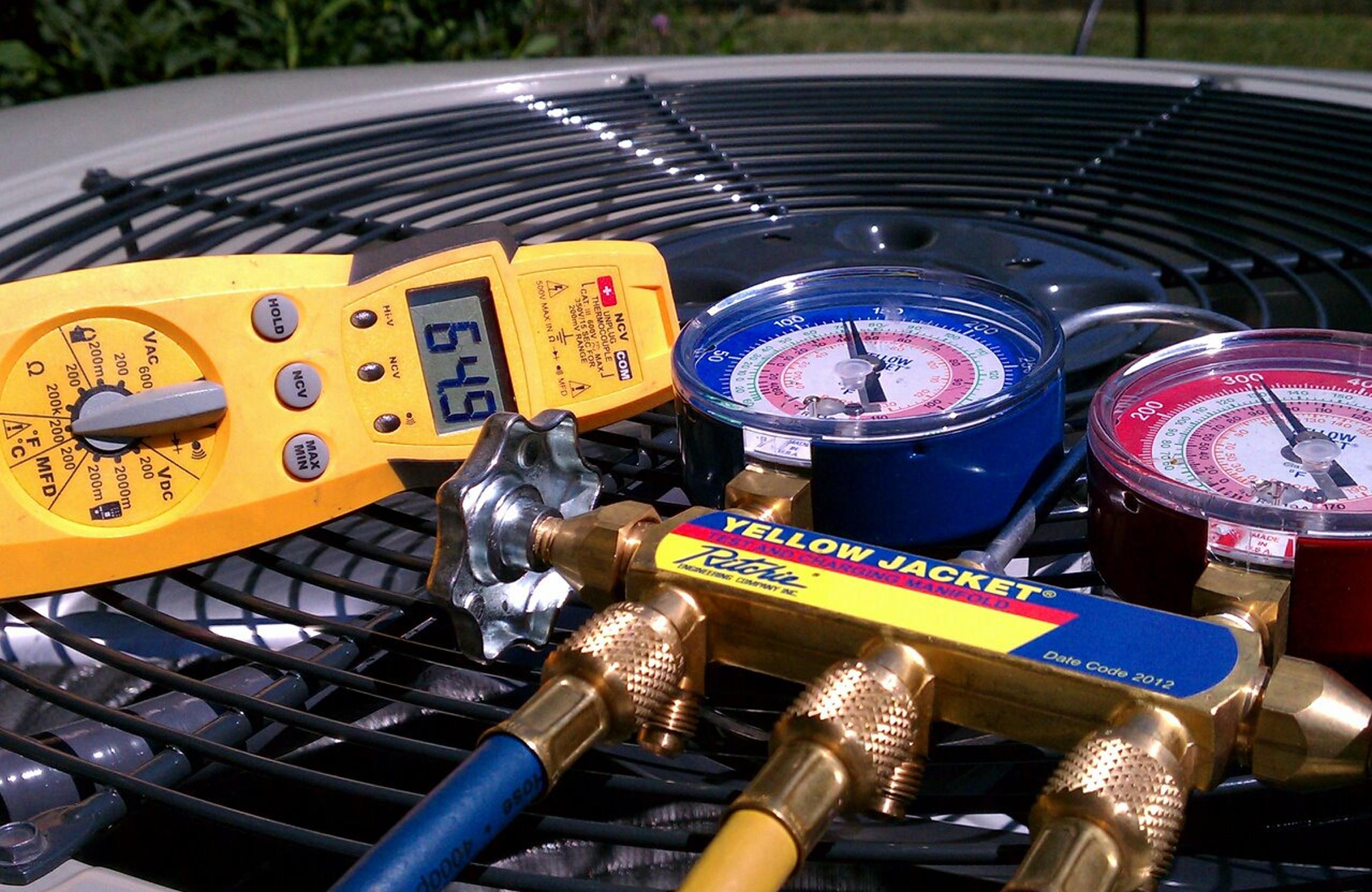 Professional Air Conditioning Repair