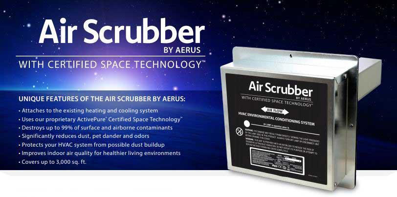 air purifier air scrubber